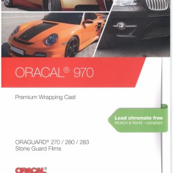 Oracal 970 Premium Wrapping