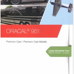 Oracal 951 Premium Cast