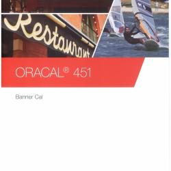 Oracal 451 Banner Cal