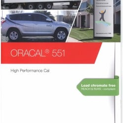 Oracal 551 High Performance Cal